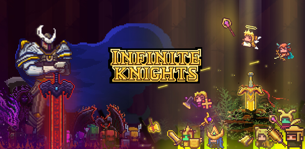 Our upcoming game : Infinite Knights